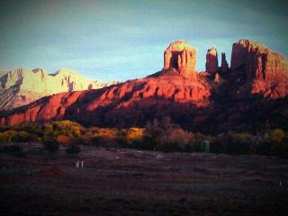 Hot Spot in the Red Rocks, Sedona