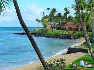 Lokelani 2 Bedroom Ocean Front Condo, West Maui