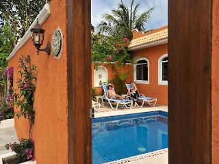 Newly remodeled, private 2 bdrm, 2 ba house w pool, Río Bravo