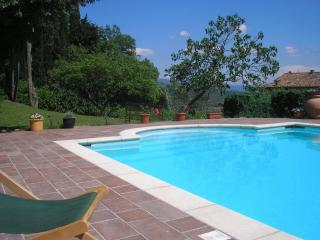 Casa Rosa - charming house with pool, Caprese Michelangelo