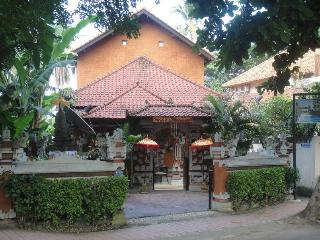Front of Villa from the road