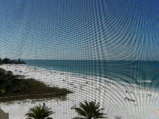 Crescent Arms 703S, Beachfront Penthouse, Gulf View from Every Room! 2BR/BA, Siesta Key