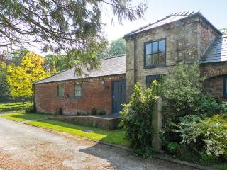DOVECOTE COTTAGE, character, single storey, pet welcome, walled garden, in