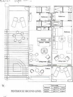 Penthouse Suite Floor Plan