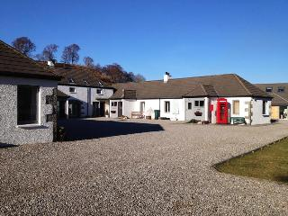 Birch Cottage At Highland Holiday Cottage, Newtonmore