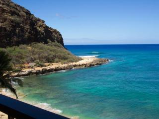 Beachfront Paradise at the Hawaiian Princess, Waianae