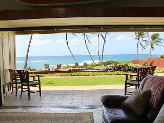 Hale Awapuhi Villa #1B - Wailua Ocean Front Condo, Kapaa