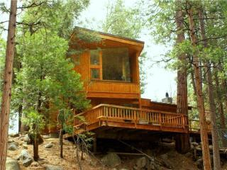 Upper Rim Rock-Architectural Masterpiece-Creek, Idyllwild
