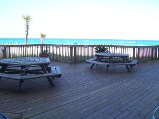 Ground Floor Condo Just Steps Away from Beach