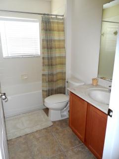 Standard Bathroom w/ Bath & Shower Combination!!!