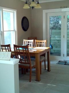 Dining Room with Seating for up to Six People