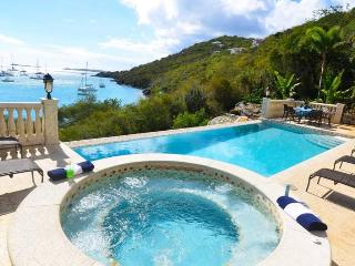 Casa Coram Deo: Luxury Beach Front!, Cruz Bay