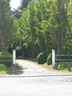 Entree du Manoir