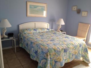 Gulf facing bedroom