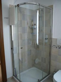 Shower second bathroom