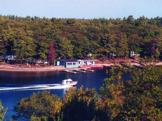 Craganmor Point Cottage Resort & Fishing, Parry So, Parry Sound
