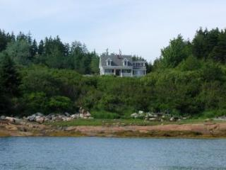 Inisfia Cottage, Deer Isle