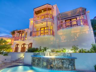 Sunset House at Long Bay, West End, Tortola - Ocean View, Pool, Pictures Can't Compare To The Realit