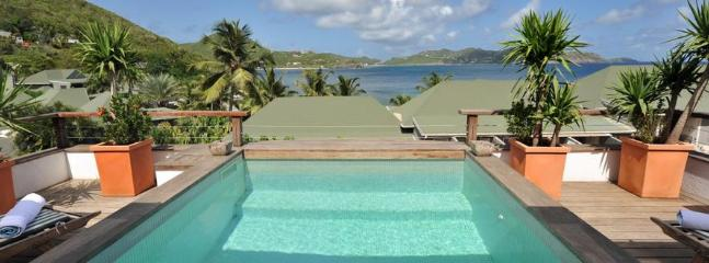 Phoenix at Pointe Milou, St. Barth - Ocean View, Amazing Sunset Views, Pool, Marigot