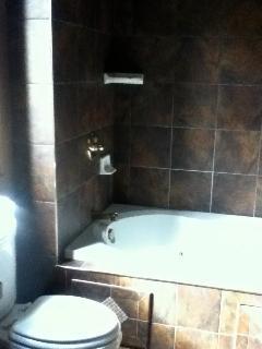 Aaaaah....Jacuzzi Tub...!