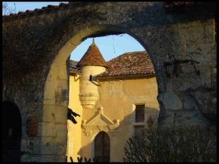 Villa Leguillac villa chateau leguillac perigord dordogne acquataine france, Clugnat