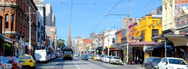 Brunswick Street - overflowing with great places to shop, eat and drink