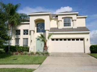 ORLANDO LUXURY GOLF FRONT HOME 5 BED/4 BATH + POOL, Davenport