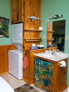 Bathroom Washer/Dryer