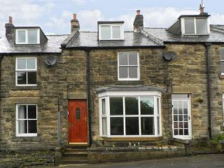 ST. HEDDAS COTTAGE, stone cottage, woodburning stove, three bedrooms, walks from