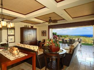 AMAZING OCEANVIEWS! GROUND FLOOR/BBQ!, Kamuela