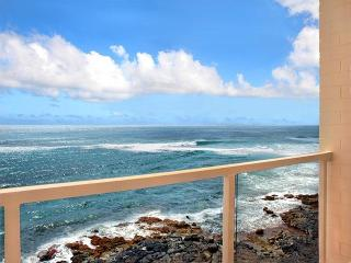 4th (top) Floor Lanai - watch whales (in season) and sea turtles!