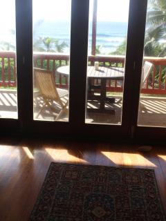 Tropical hardwood floors
