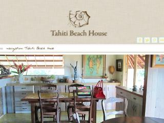 Tahiti beach house
