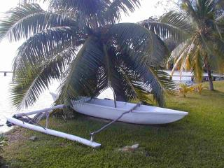 private outrigger canoe