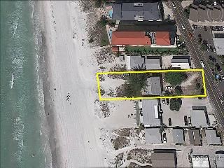 BEACHFRONT HOUSE 4BR/2BA  'Beach Bum's House'   Pe, Indian Shores