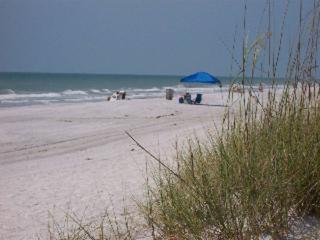 Beach is just short stroll