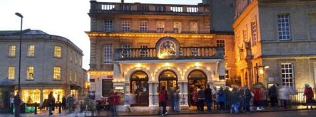 The Theatre Royal Bath, venue for many pre London shows