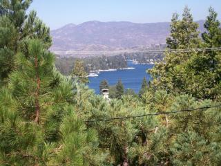 Lakeview Home, Cozy Yet Spacious, Lake Arrowhead