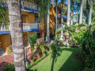 Furnished Affordable Apartment  In Cozumel Mexico/ King Size Unit 10/ 2 nd. FL.