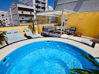 04bd Penthouse with Private Pool (#400), Rio de Janeiro
