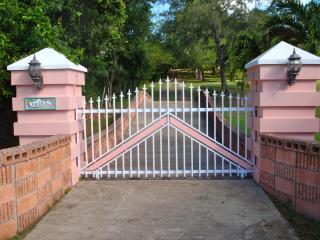 Gated Entrance to La Escapada