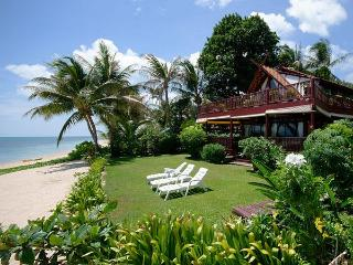 Absolute Beachfront Award Winning Villa with Private Pool & Spa