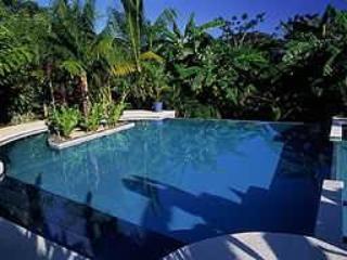 Resort like pool and spa