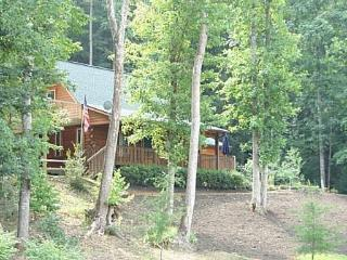 LOG HOME SECLUSION ON 10 ACRES w/Creek - Sleeps 11