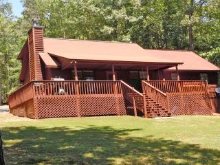 Bearadise Retreat-  Amazing  cabin, Hot Tub & View, Ellijay