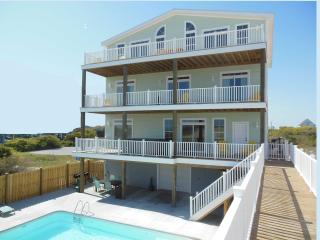 Casa Verde -11br Luxury Topsail Island Beach House, North Topsail Beach