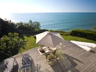 Award-winning Oceanfront 2 BR Contemporary Villa, Bidart