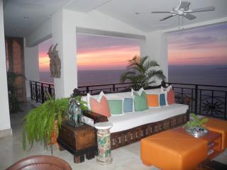 Ocean Front, Molino de Agua Penthouse, Puerto Vallarta