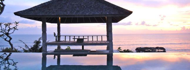 Villa Sunset infinity 17m Pool