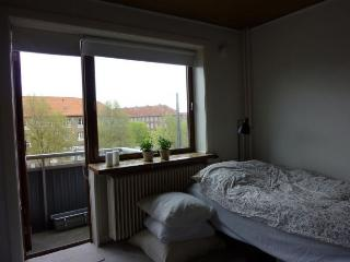 Nice Copenhagen apartment near Sjaeloer station, Copenhague
